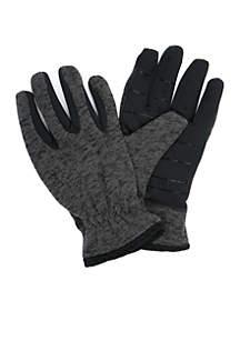Heather Knit Glove