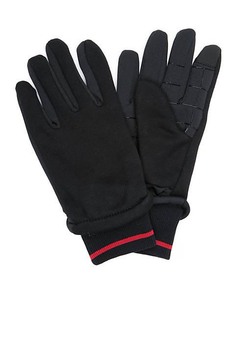 Jersey Mixed Media Gloves