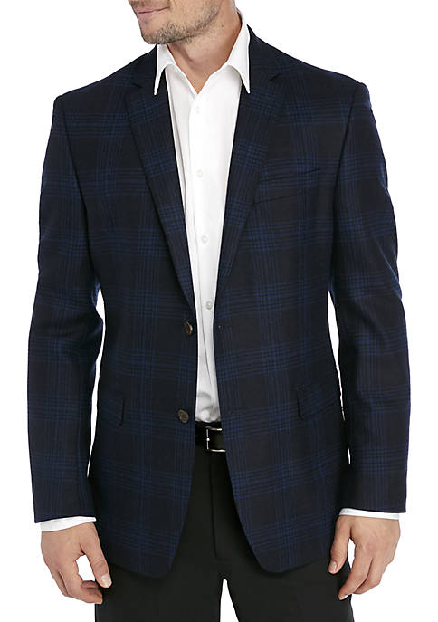 Austin Reed Plaid Sport Coat