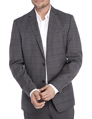 Austin Reed Plaid Blazer Belk