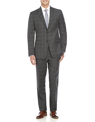 Austin Reed 2 Piece Plaid Suit Belk