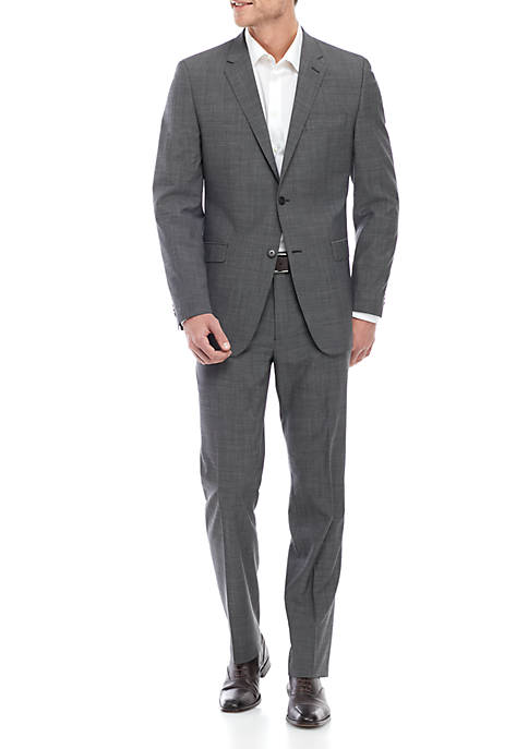 Black and White Tic Suit