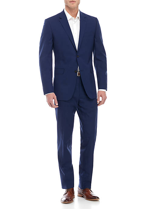 Austin Reed Blue Tic Suit