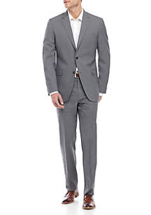 Austin Reed Medium Gray Suit