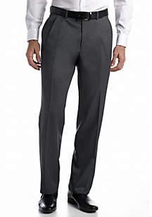 Reverse Pleated Pants
