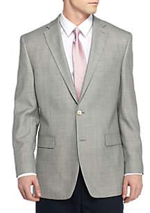 Classic-Fit Tic Sport Coat