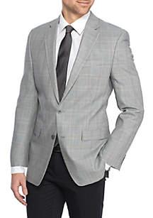 Plaid Deco Sportcoat