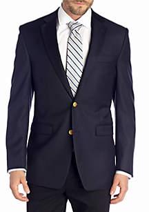 Classic Fit Navy Blazer