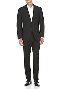 MICHAEL Michael Kors Black Stripe Suit