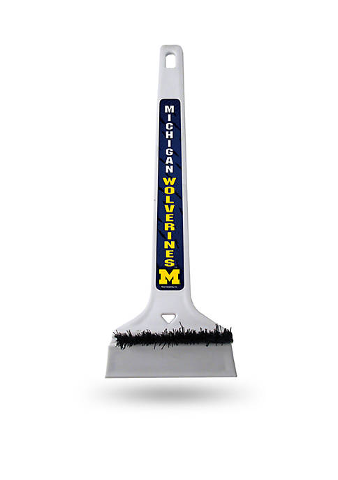 Rico Industries Michigan Wolverines Large Ice Scraper