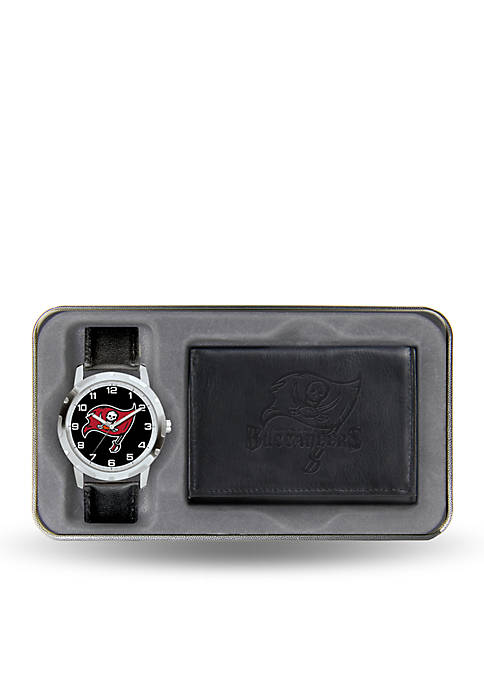 Rico Industries Tampa Bay Bucs Black Watch and
