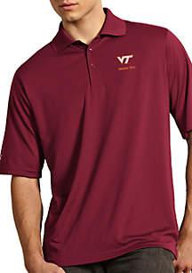 Virginia Tech Hokies Exceed Short Sleeve Polo