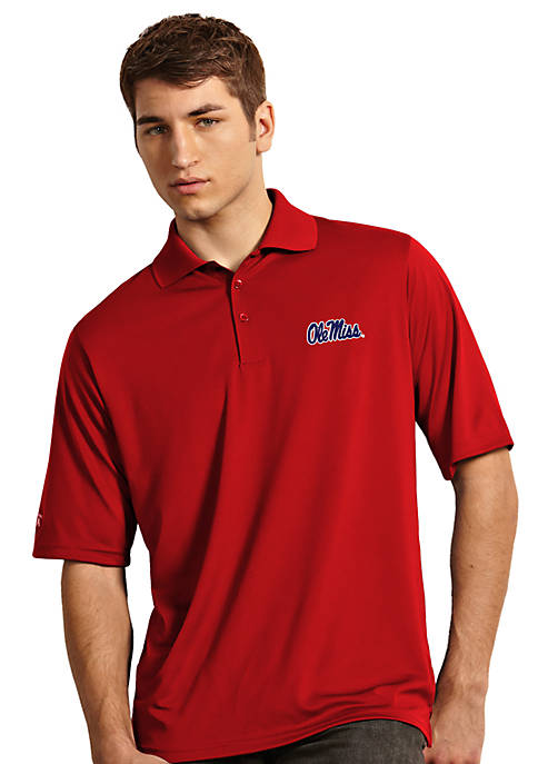 Antigua® Ole Miss Rebels Exceed Polo