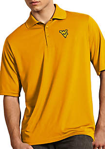 West Virginia Mountaineers Exceed Short Sleeve Polo