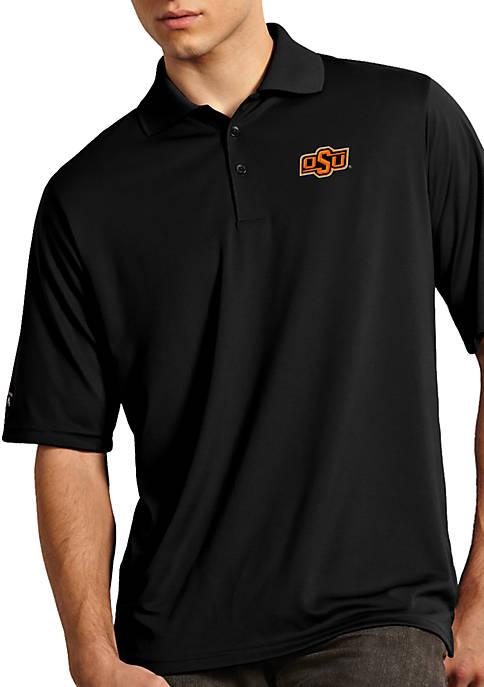 Antigua® Oklahoma State Cowboys Exceed Short Sleeve Polo