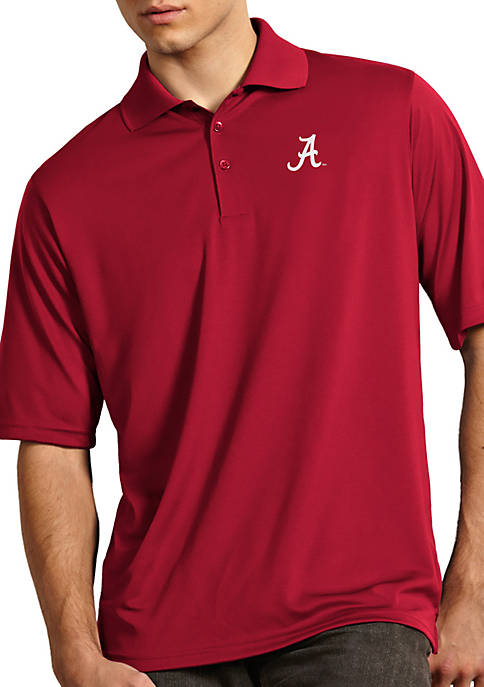 Antigua® Short Sleeve Alabama Crimson Tide Polo