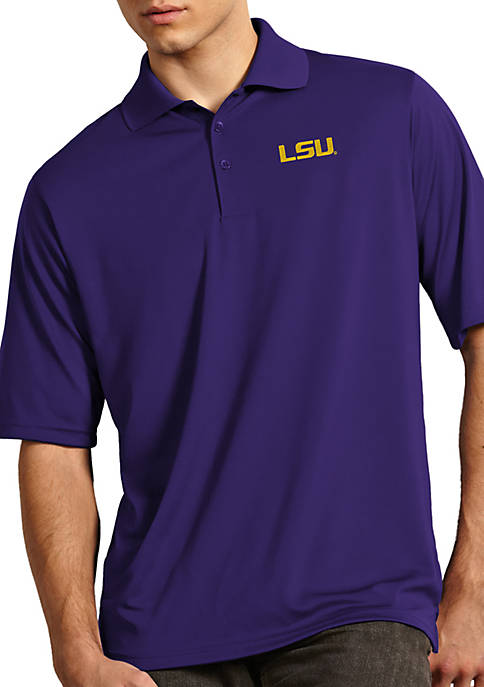 LSU Tigers Exceed Short Sleeve Polo