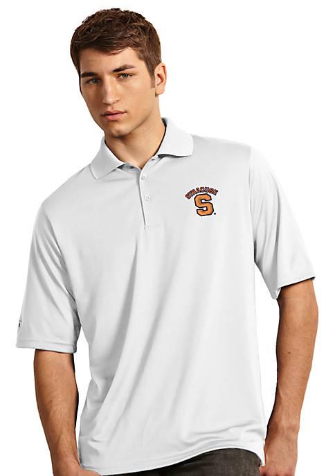 Antigua® Syracuse Orange Exceed Polo