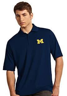 Michigan Wolverines Exceed Polo