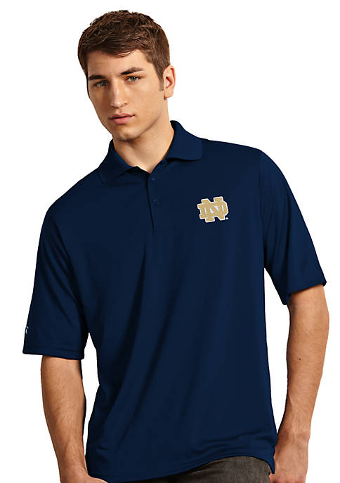Antigua® Notre Dame Fighting Irish Exceed Polo