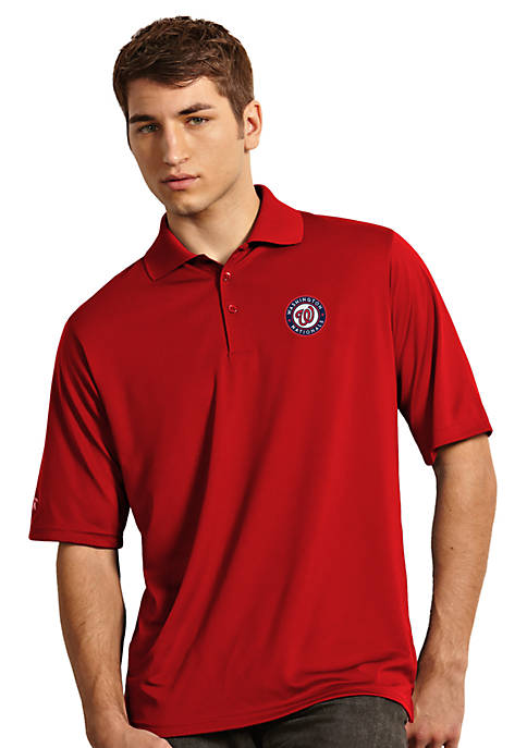 Washington Nationals Exceed Polo