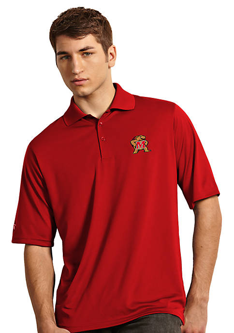 Antigua® Maryland Terrapins Exceed Polo