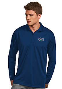 Florida Gators Long Sleeve Exceed Polo
