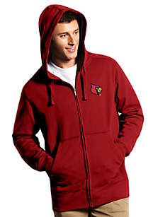 Louisville Cardinals Full Zip Hood