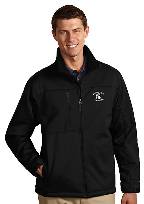 Antigua® Michigan State Spartans Traverse Jacket