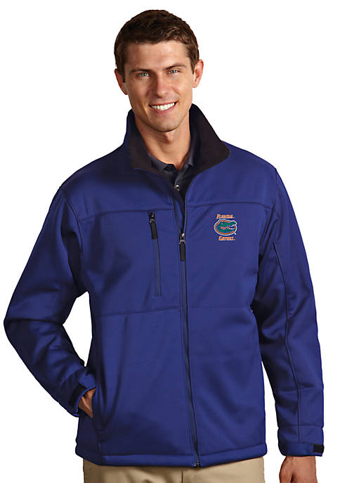 Antigua® Florida Mens Gators Traverse Jacket