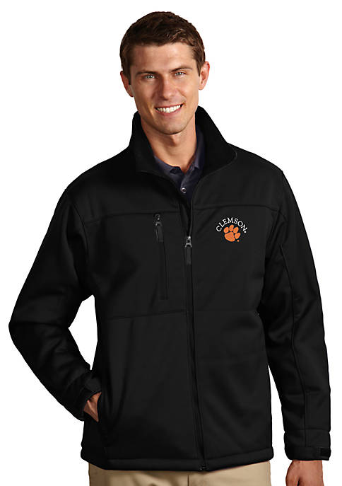 Antigua® Clemson Tigers Traverse Jacket
