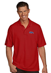 Ole Miss Rebels Pique Xtra Lite Polo