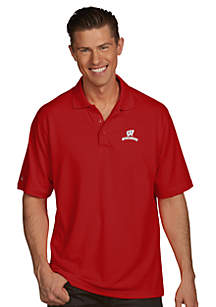 Wisconsin Badgers Pique Xtra Lite Polo