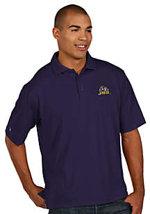 James Madison Dukes Men's Pique Xtra Lite Polo