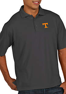 Antigua® Tennessee Volunteers Pique Xtra Lite Polo