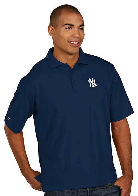 Antigua® New York Yankees Pique Xtra Lite Polo