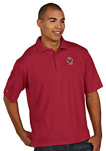 Boston College Eagles Men's Pique Xtra Lite Polo