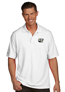 Georgia Southern Eagles Men's Pique Xtra Lite Polo