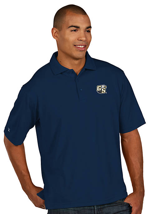 Antigua® Georgia Southern Eagles Mens Pique Xtra Lite