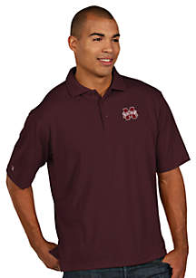 Mississippi State Bulldogs Men's Pique Xtra Lite Polo