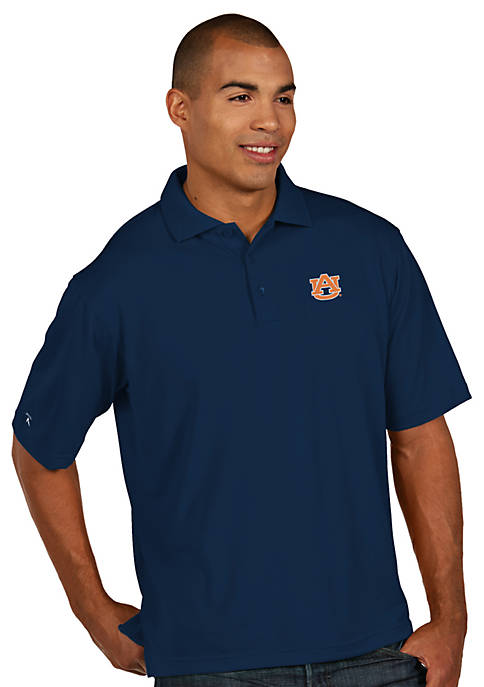 Antigua® Auburn Tigers Pique Xtra Lite Polo