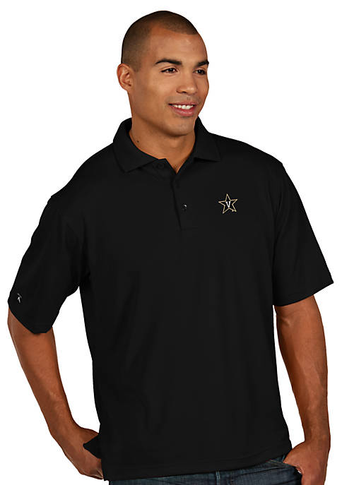 Antigua® Vanderbilt Commodores Pique Xtra Lite Polo