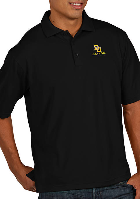 Antigua® Baylor Bears Pique Xtra Lite Polo