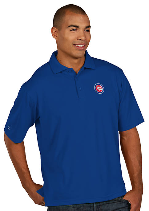 Antigua® Chicago Cubs Pique Xtra Lite Polo