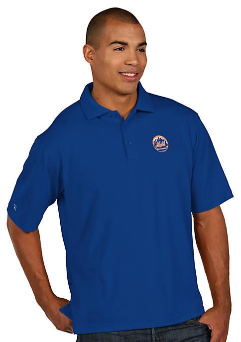 Antigua® New York Mets Pique Xtra Lite Polo