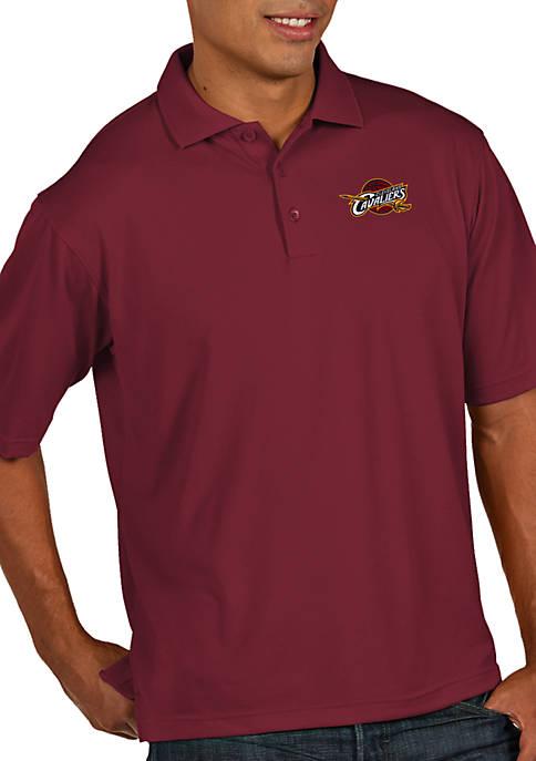 Antigua® Cleveland Cavaliers Mens Pique Xtra Lite Polo
