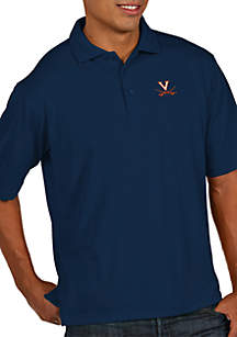 Virginia Cavaliers Pique Xtra Lite Polo