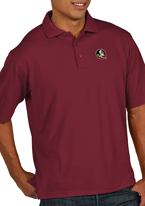 Antigua® Florida State Seminole Pique Xtra Lite Polo