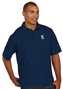 Naval Academy Midshipmen Men's Pique Xtra Lite Polo