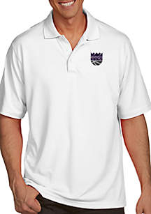 Sacramento Kings Mens Pique Xtra Lite Polo